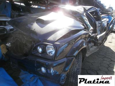 Sucata Mitsubishi L200 2006 Para Retirada De Peças