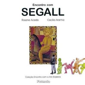 Livro Encontro Com Segall