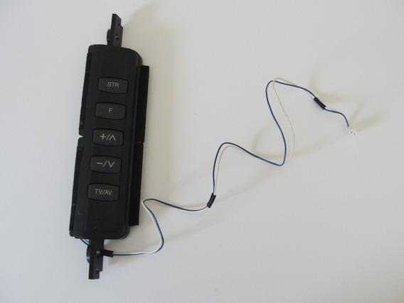 Placa Teclado Função Panasonic Tc37lx80lb/32lx80lb/tcl32e10b