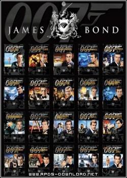 007 Coleçao Em Dvds Originais