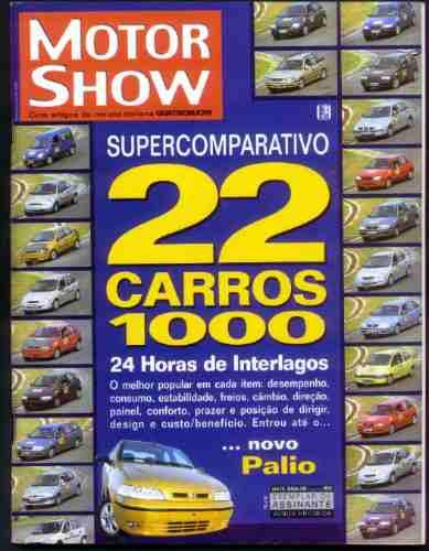 Motor Show - Ago/2000 - Especial Super Comparativo
