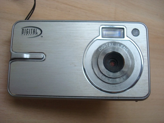 Camera Digital Concepts / Aprov. Peças