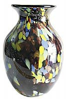 Vaso Decorativo Esilo Murano Colorido ( 16 )