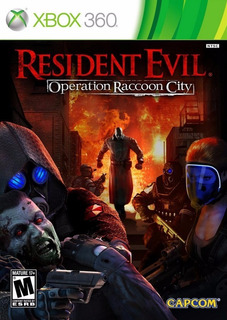 Resident Evil Operation Raccoon City Fisico Nuevo Xbox 360 Dakmor