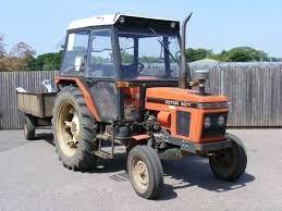 Libro De Taller Zetor Tractor 1984-1992 Envio Gratis