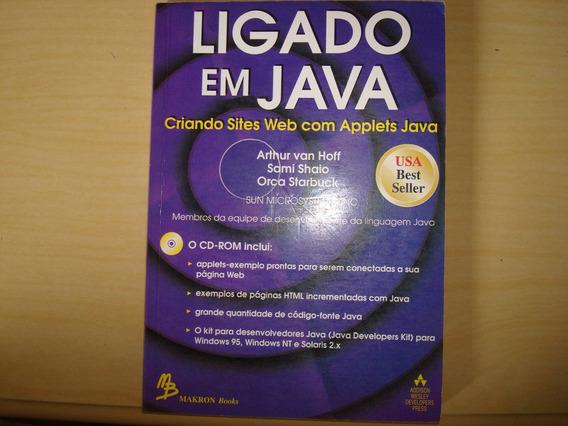 Ligado Em Java - Criando Sites Web Com Applets Java