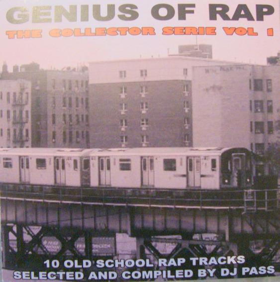 Cd Genius Of Rap Vol. 01 (2010)