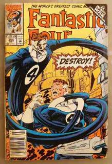 Hq Fantastic Four 366 Importada 1992 Quarteto Fantástico