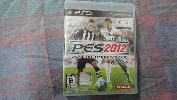 Pes 2012, Para Playstation 3, Como Novo