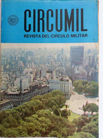 Revista Circumil Círculo Militar Da Argentina - 1969 - Rara