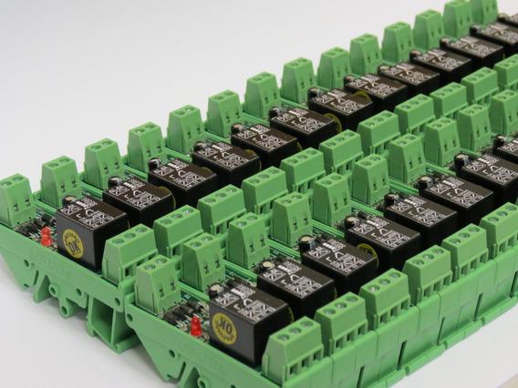 Relé Acoplador Interface 127v ( 10pc )