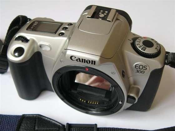 Câmera Fotográfica Canon Eos300