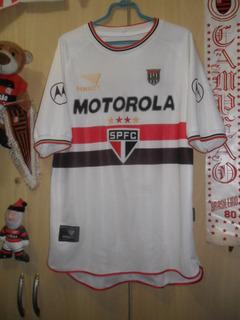 Camisa São Paulo ( Motorola )