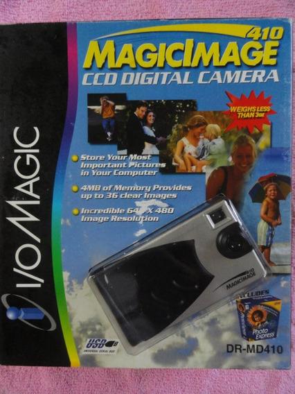 Câmera Digital Magic Image