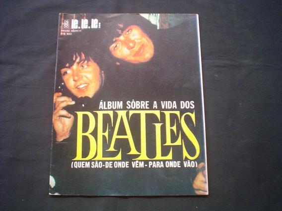Beatles-album Sobre A Vida Dos Bestles-1966-melhor Preço Ml