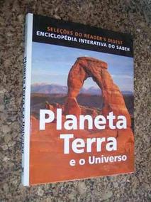 Livro: Planeta Terra E O Universo