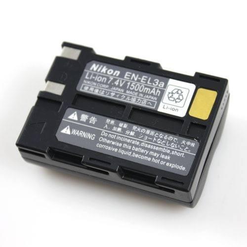 Bateria Para Nikon D70 E Outras