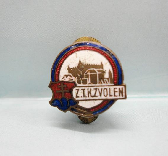 Pin Insignia Antiga União Soviética Esmaltada