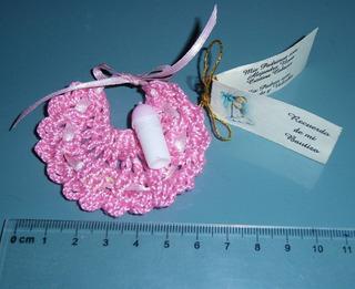 Finos Encintados A Crochet Para Bautizos De Niñitas