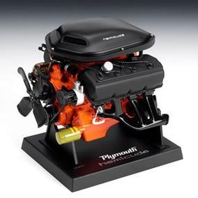 Motor Plymouth Hemi Cuda