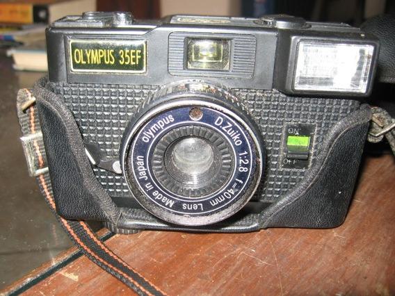 Maquina Fotografica Olympos 35ef