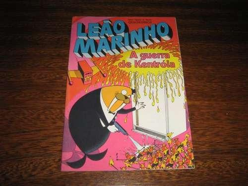 Leão Marinho Consul (ed.especial Quadrinhos) Ebal 1970