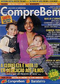 Valéria Valenssa: Revista Rara !!!