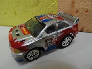Carrinho Miniatura Rally Linda Peça