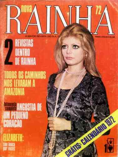 Nova Rainha Nº 1: Roberto Carlos - Campeonato Gaúcho - 1972