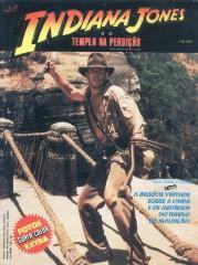 Indiana Jones E O Templo Da Perdição - Revista Ilustrada
