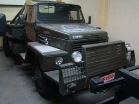 Chevrolet 70 Engesa Brasil 1974 / 74 Verde Militar Confira!!