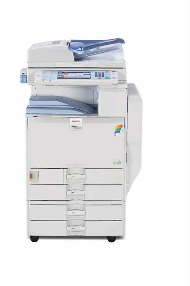 Ricoh Mpc2500 Multifuncional Colorida Laser