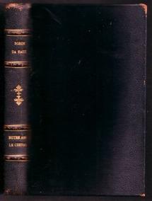 Barão De Vaux - Notre Ami Le Cheval, 1900. Autografado.