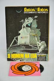 Atenção: Fatos E Fotos : Homen Na Lua / 1969 C/disco / C-01