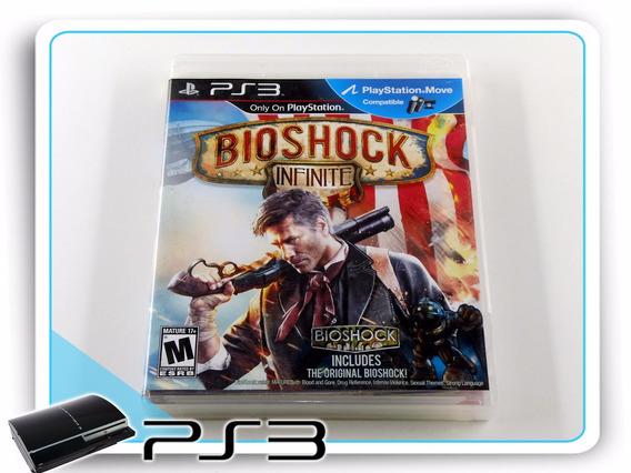 Ps3 Bioshock Infinite Original Playstation 3