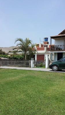 Casa De Playa En Balneario De Santa Rosa Dos Pisos