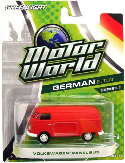 Greenlight - Volkswagen Panel Bus - Motor World 1:64