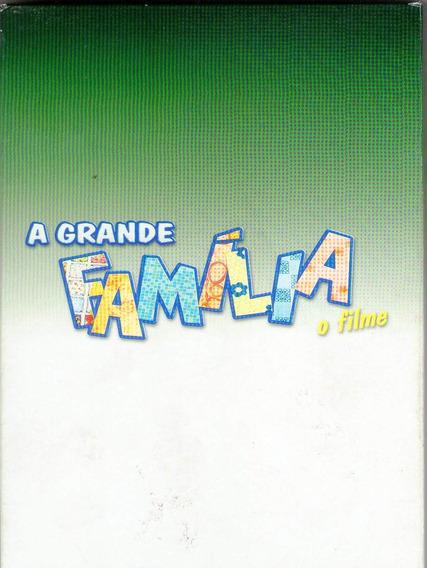 Box - A Grande Familia - O Filme (duplo) - Novo***