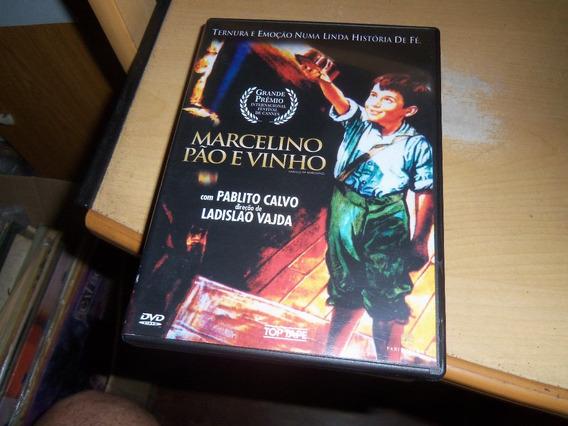 Dvd Marcelino Pão E Vinho - Ref Est G