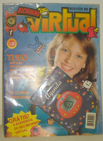 Revista Do Bichinho Virtual Editora Escala