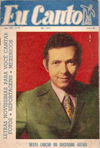 Eu Canto Nº 77: Paulo Sérgio - Roberto Carlos - 1971
