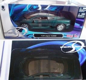 Maisto Special Edition - Jaguar Xj220 - Escala 1/24