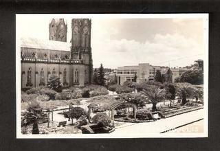Veranópolis -praça Centro - C.postal Fotg.