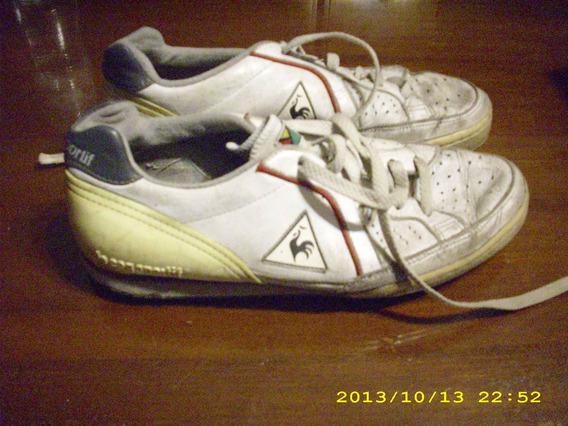 Zapatillas De Tenis Le Coq Yannick Noah Originales