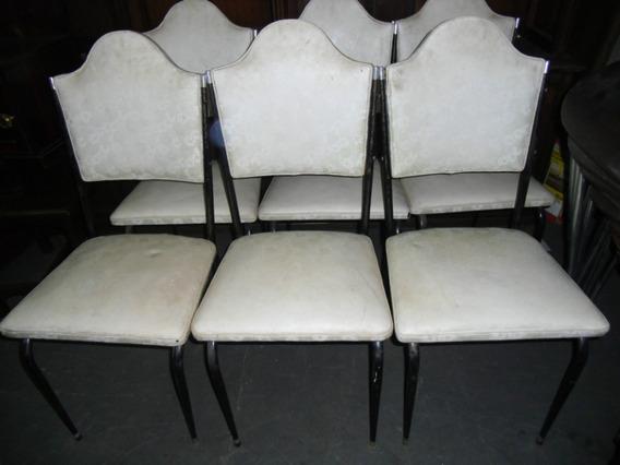 Lindas Cadeiras Copa Pé Palido Anos 50/60