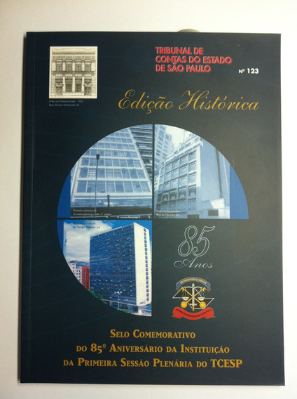 Selo Personalizado Mais Revista Do Tribunal De Contas De Sp