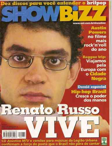 Renato Russo - Vive/ Austin Powers/ Cidade Negra/hip-hop