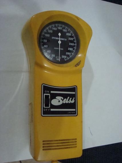 Vintage Selsi Sphygmomanometer