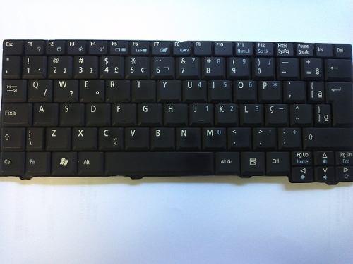 Teclas Avulsas Para Netbook Acer Aspire Zg5 A110 Aoa110 A15