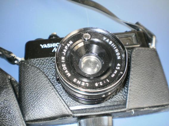 Câmera Fotográfica Yashica Mg 1 (b)